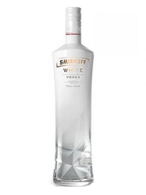 Smirnoff White Vodka 1LTR