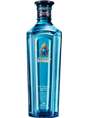 Star of Bombay London Dry Gin 0,70LTR
