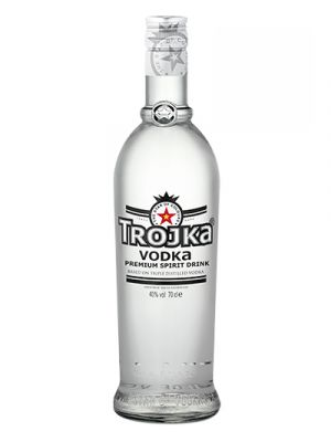 Trojka Pure Grain Vodka 0,70LTR