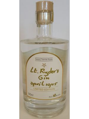 Twentse Ketels Lt. Ryder's Gin April 1945 0,50LTR