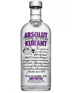 Absolut Vodka Kurant 0,70LTR