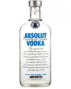 Absolut Vodka Blue 1LTR