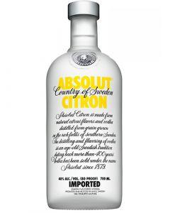 Absolut Vodka Citron 0,70LTR