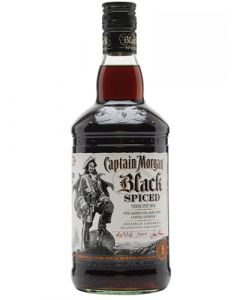 Captain Morgan Spiced Black