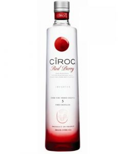 Ciroc Red Berry 0,70LTR