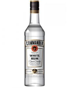 Commander White