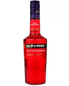 De Kuyper Wild Strawberry 0,70LTR