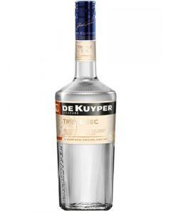 De Kuyper Triple Sec 0,50LTR