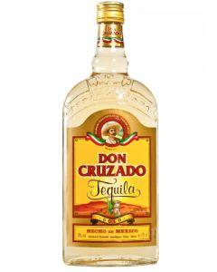 Don Cruzado Gold Tequila 0,70LTR