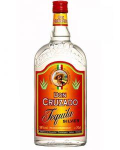 Don Cruzado Silver Tequila 0,70LTR