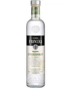 Francoli  Grappa Chardonnay 0,70LTR