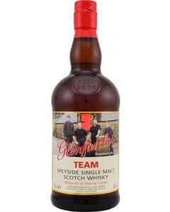 Glenfarclas team whisky