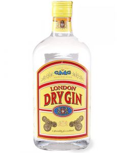 GMG London Dry Gin 0,70LTR