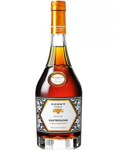 Godet Gastronome Cognac 0,70LTR