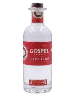 Gospel Dutch Gin 0,70LTR