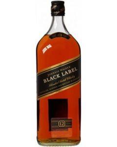 Johnnie Walker Black Label 3LTR