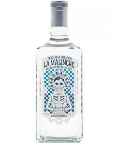 La Malinche Silver Tequila 0,70LTR