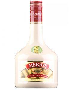 Merry's White Chocolate Cream 0,35LTR