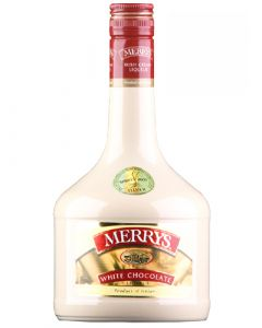 Merry's White Chocolate Cream 0,70LTR