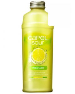 Pisco Capel Sour Con Limon 0,70LTR