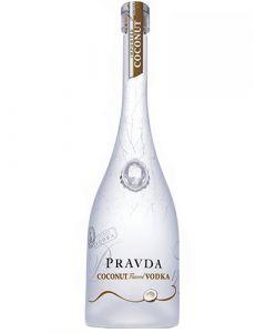 Pravda Coconut Vodka 0,70LTR