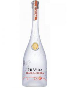 Pravda Peach Vodka 0,70LTR
