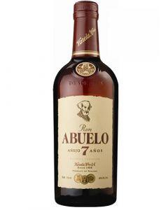 Ron Abuelo 7Y