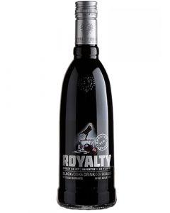 Royalty Black Vodka 0,70LTR