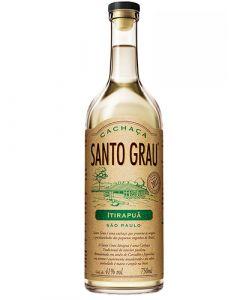 Santo Grau Itirapua Cachaca 0,70LTR