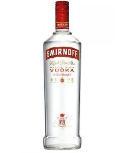 Smirnoff Red Vodka 1LTR