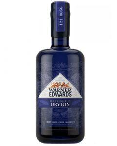 Warner Edwards Harrington Dry Gin 0,70LTR
